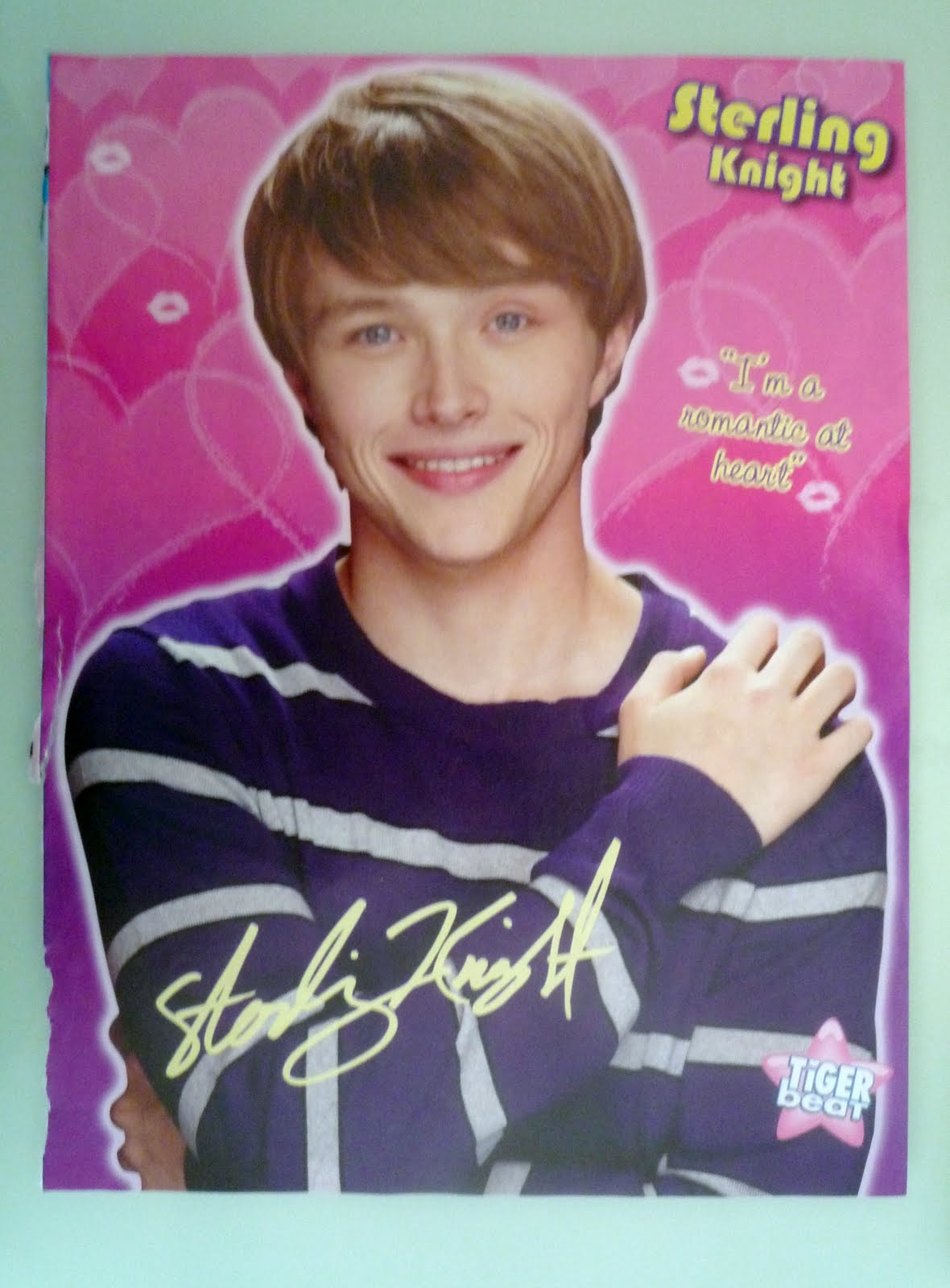 Sterling knight meztelenгјl pron picture