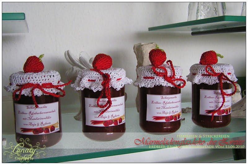 Wohlige momente juni 2010 - Marmeladenglas deko ...