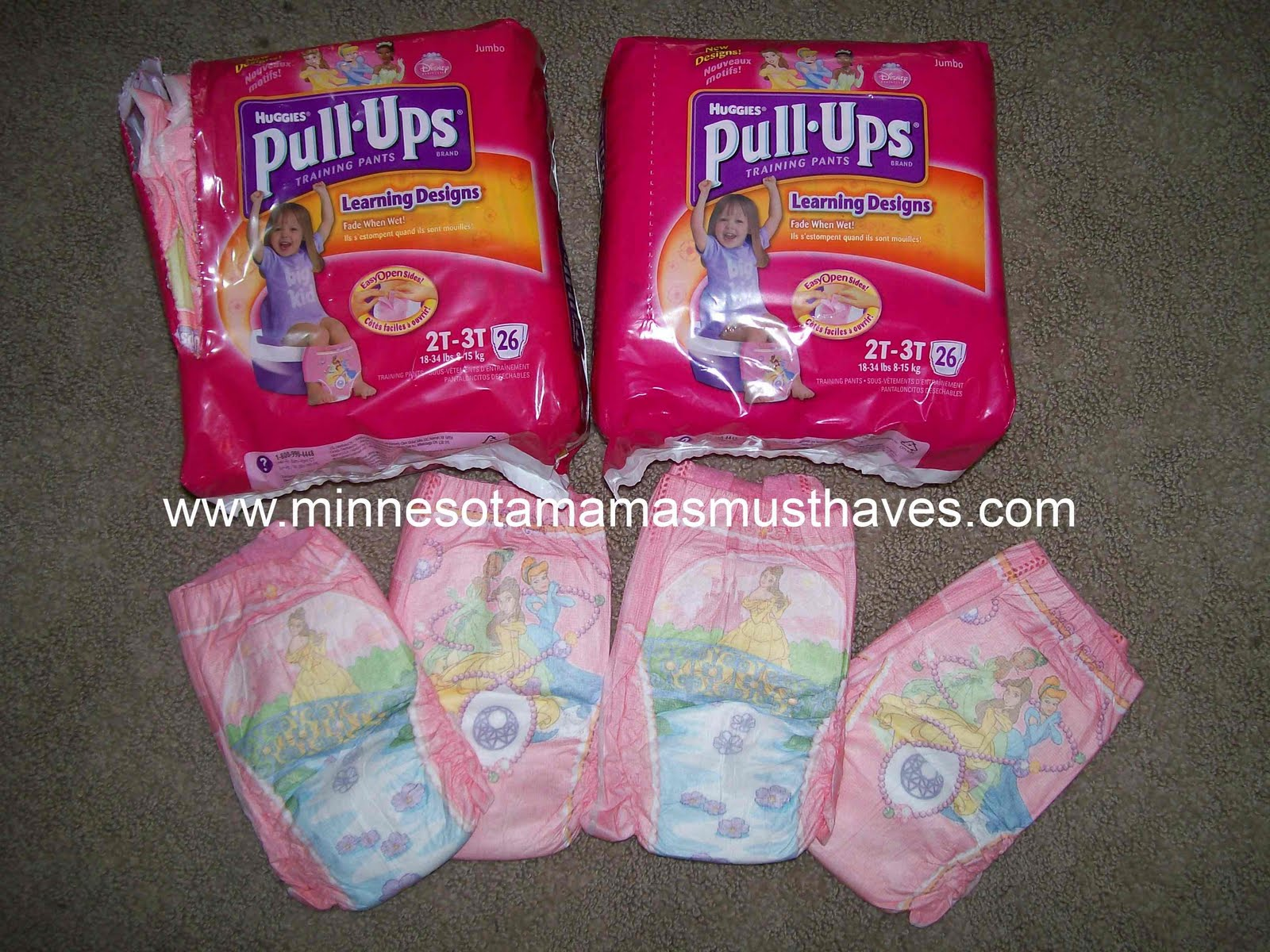 Huggies pull ups diapers car tuning - Pull Ups Can Help Review Giveaway