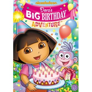 Dora\'s Big Birthday Adventure
