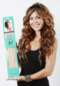 Holiday Hair Extensions 66