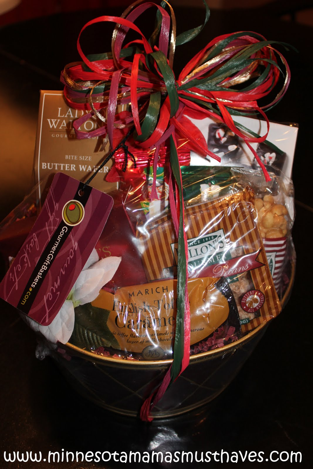 Holiday Gift Guide: Gourmet Gift Baskets Nutcracker Drum™ Christmas ...