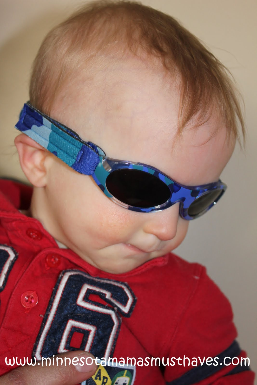 Baby Banz Sunglasses for Baby & Toddler: Review & Giveaway! - Must Have Mom