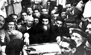 pope St. Kyrillos VI had laid the foundation stone of the new cathedral in 27 Nov. 1959