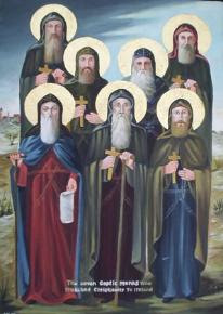 My Coptic: Seven Coptic Monks in Ireland