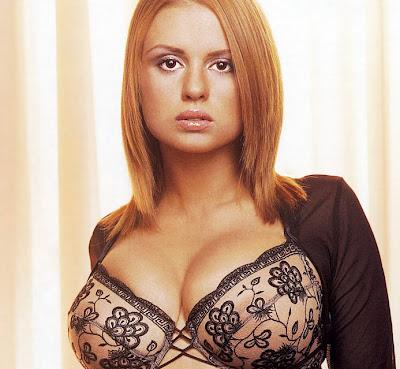 Anna Semenovich - anna semenovich +18 dikkat!