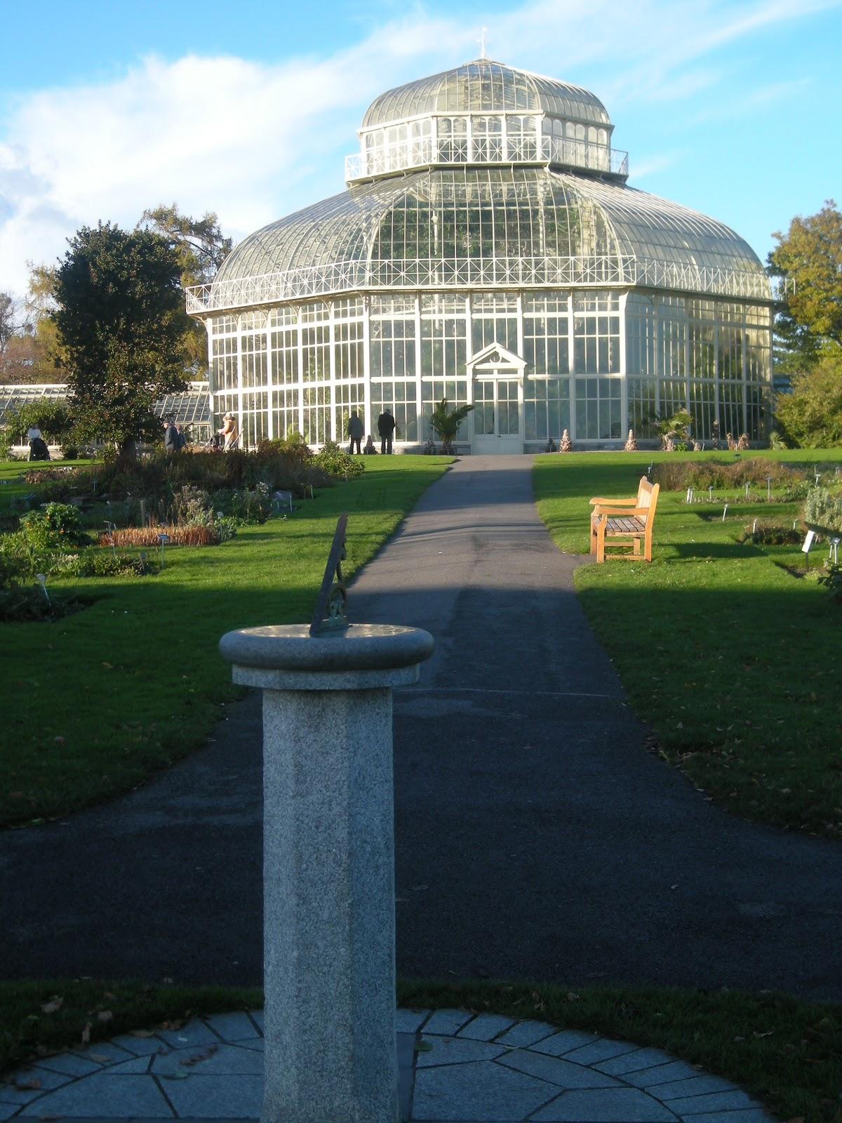 "National Botanic Gardens, Dublin: ""As the Rowan tree ..."