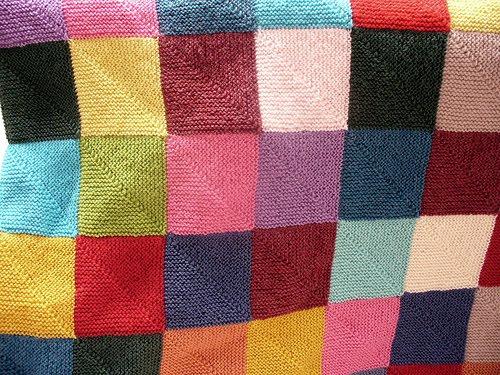 trico e croche de piedade