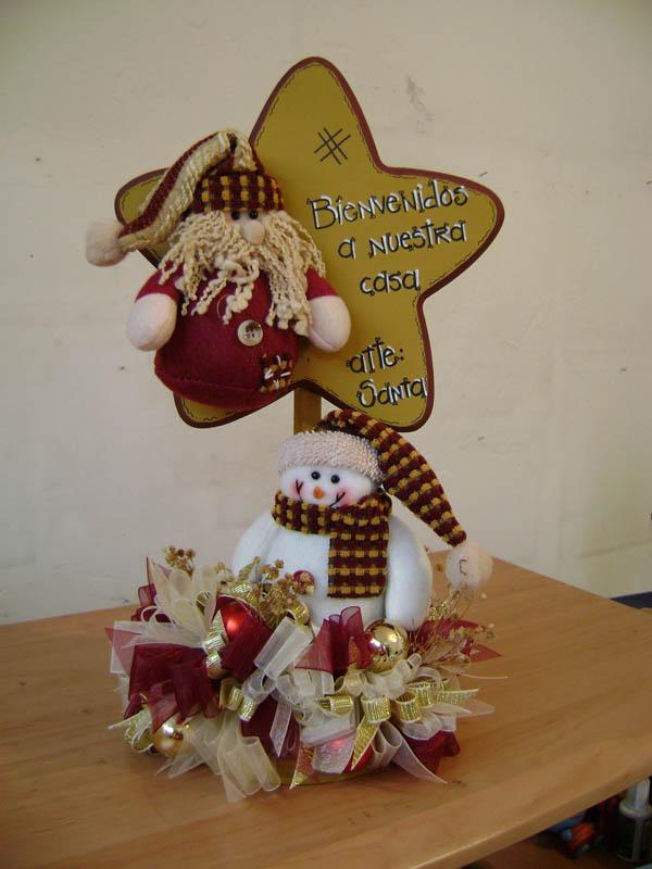 Arte gryss adornos navide os - Adornos navidenos para hacer en casa ...