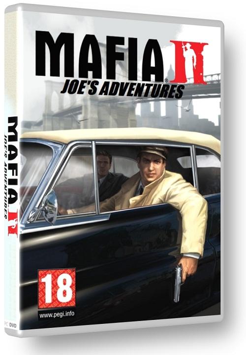 Mafia II DLC Joes Adventures