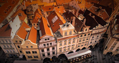 Bing Background image Old Town, Old Town Square, Prague