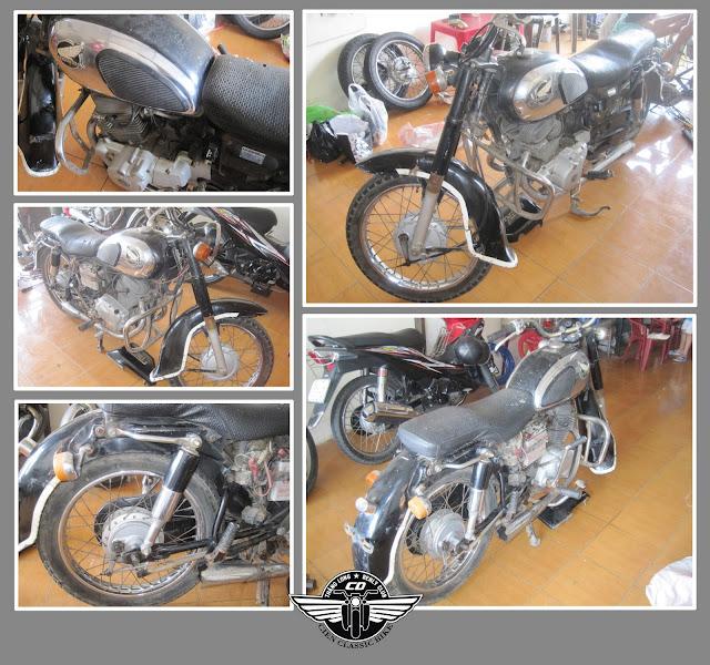 [Dự án] Tân trang Honda Bently 125 - Phần 1 : Hoàn cảnh