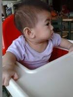 Eryna @ 7-month (6.02kg)