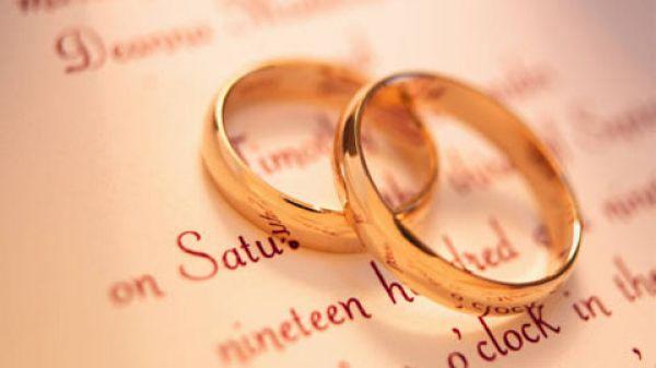 Joyful christian marriage