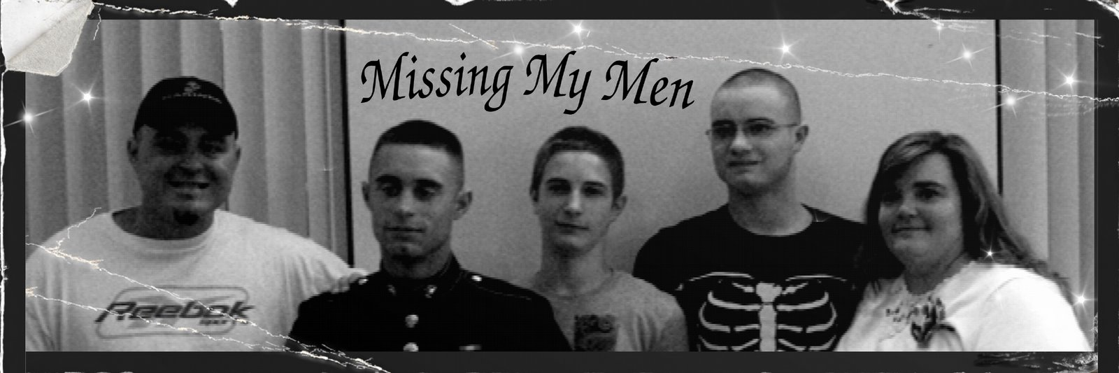 Missing My Men