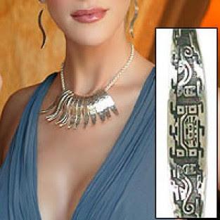 necklace by Juan Contreras