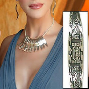 veil of incas necklace