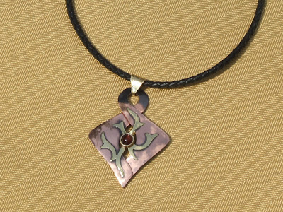 copper and brass jewellery, copper necklace, copper jewellery,  handcrafted copper jewellery