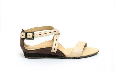 vegetable leather sandals, summer sandals, leather sandals