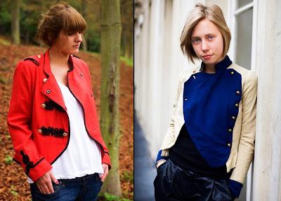 military jacket trend- street style Paris