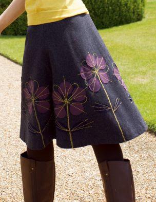wool skirt, winter wardrobe must have, classic fashion personality
