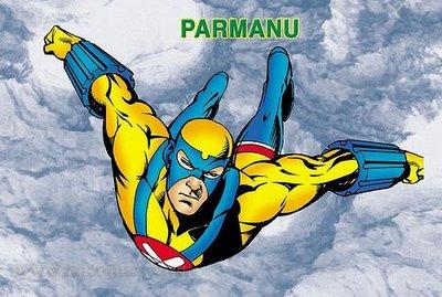WONDERMAN PARMANU Parmanu