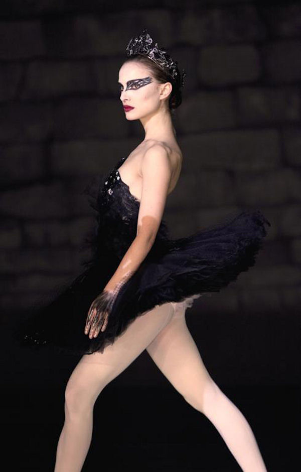 Check out this post about training with Natalie Portman's 'Black Swan'