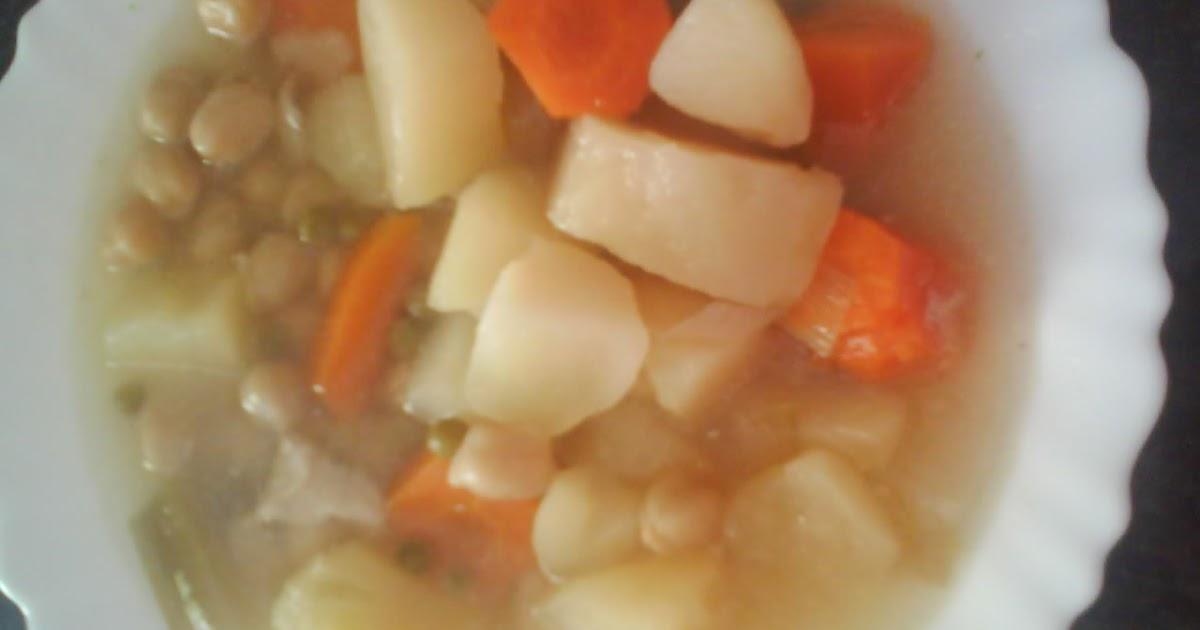 Cocinar es facil puchero de verduras for Cocinar berenjenas facil