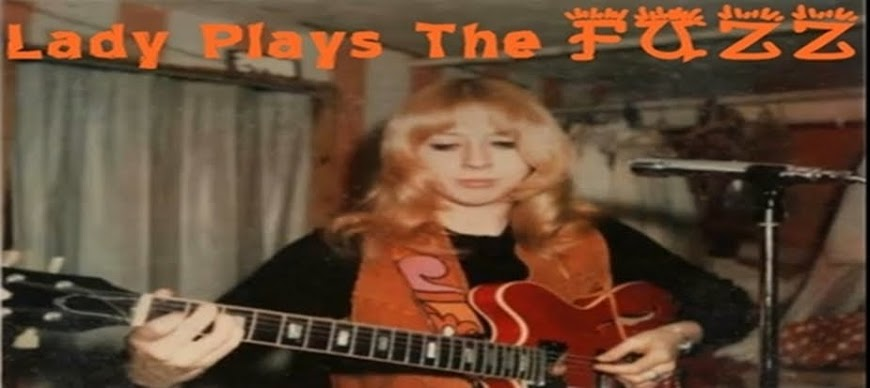 Lady Plays The Fuzz