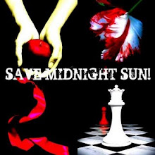 Por qué queremos ese libro en nuestras manos!!! operacíon save midnight sun!!!