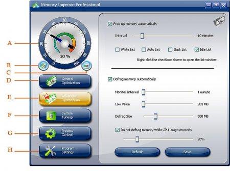 Meningkatkan Kerja Memory Secara Otomatis | Memory Improve Professional 5.2.2.740 portable