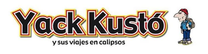 Yack Kustó y sus viajes en Calipsos