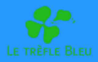 fran oise et le tr fle un nouveau logo pour le tr fle bleu. Black Bedroom Furniture Sets. Home Design Ideas