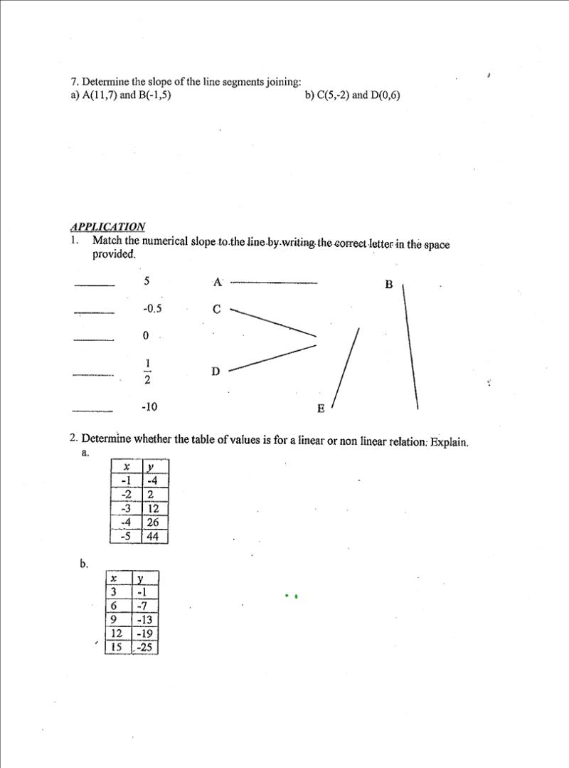 eqao math grade 9 pdf