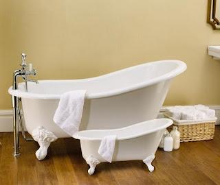 come lucidare la vasca da bagno | vivere verde - Come Sbiancare La Vasca Da Bagno