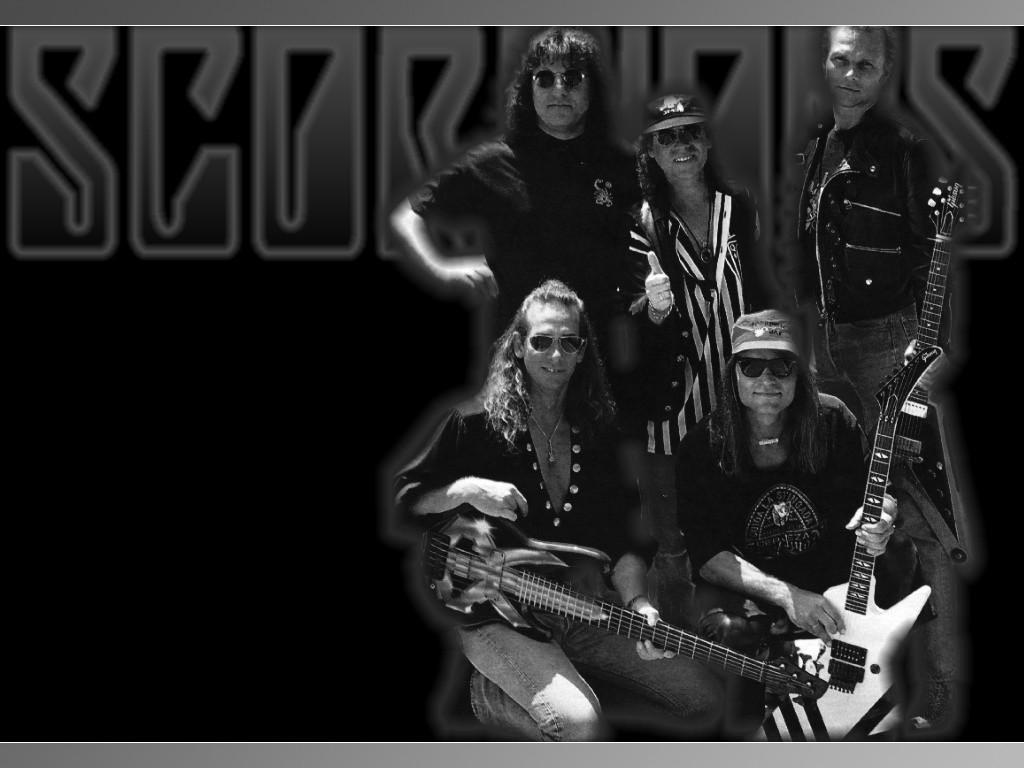 Las 5 mejores canciones de Scorpions (para mi)