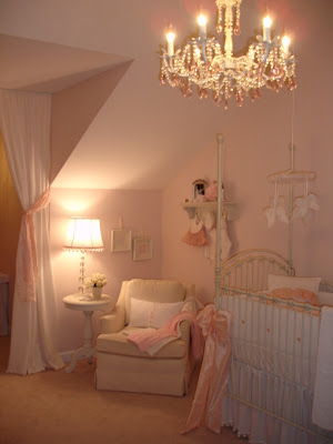 baby girl nursery. Breathtaking Baby Girl