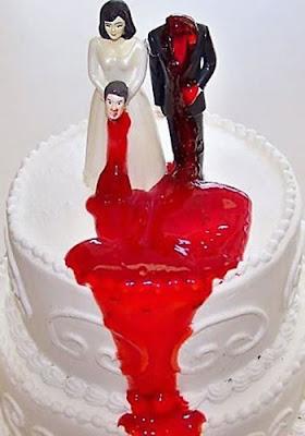 Pastel para divorciados
