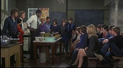 Rebelión en las aulas