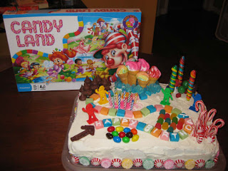 Sugar Hi: Candy Land Cake