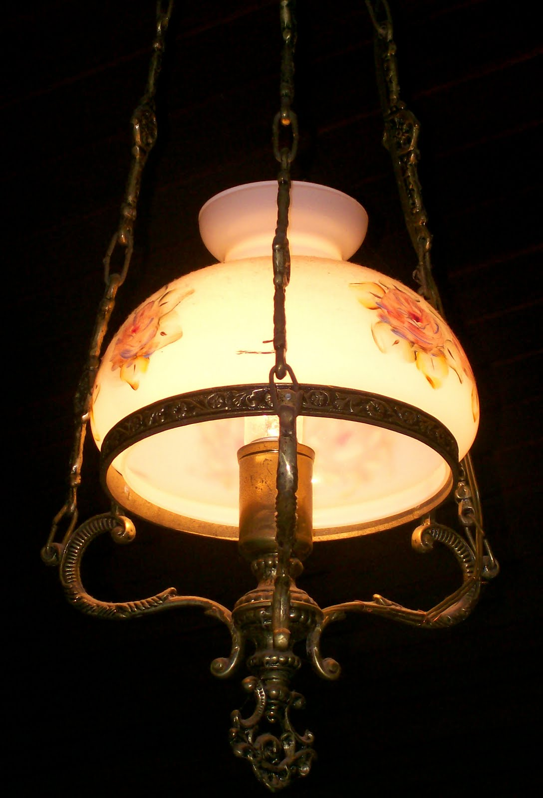 Old-Fashioned+Lighting+Fixtures Old-fashioned Lighting at Home: May ...