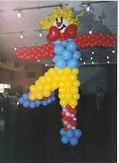 Seminário Internacional de Arte com Balões