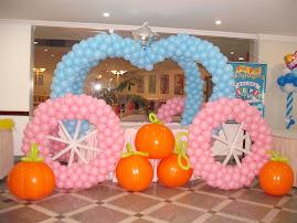 2o. seminário de arte com balões em Salvador