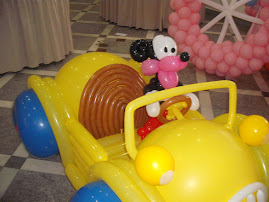 carro do mickey