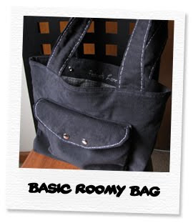 basic roomy bag