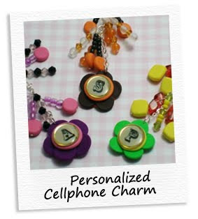 cellphone charm