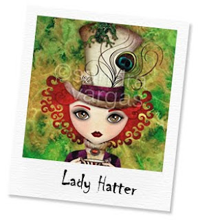 lady hatter