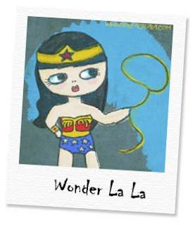wonder la la