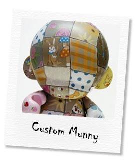 custom munny