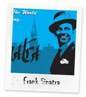 frank sinatra print